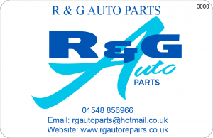 R&G Loyalty Card